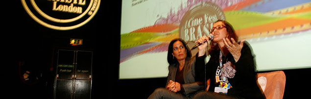 Top figures in Brazilian and UK film industries meet to discuss collaboration