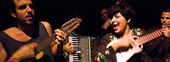 Going Underground: New music from Argentina