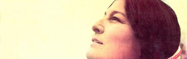 In Profile: Mercedes Sosa