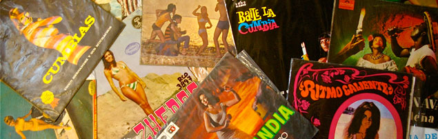 Jelly Jazz — Cumbias, Tamboreras y Paseaitos Mixtape
