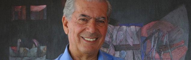 Mario Vargas Llosa wins Nobel prize for literature