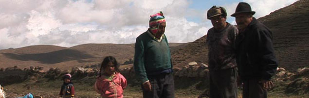 Trailers for Native Spirit Festival's fine selection of South American documentaries