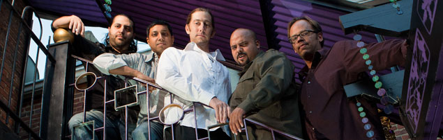 New track and video from Empressarios upcoming debut of Latin funk grooves