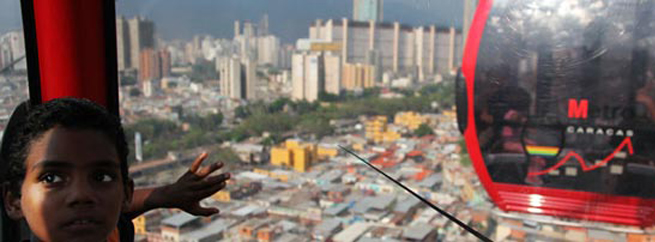 Calling on Caracas