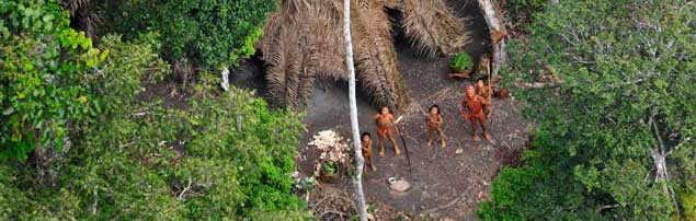 Peru acts to save uncontacted tribes
