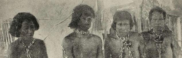 Horrific Treatment of Amazon Indians Exposed 100 Years Ago