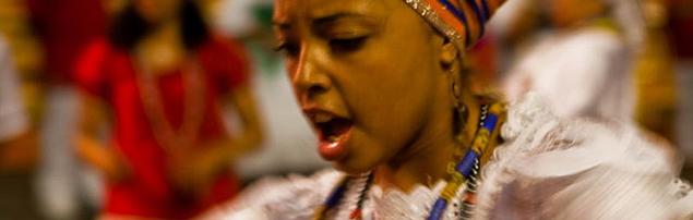 Religious Rhythms: The Afro-Brazilian Music of Candomblé