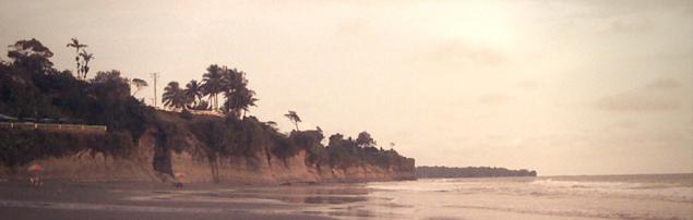 Ladrilleros – Ocean, River, Jungle