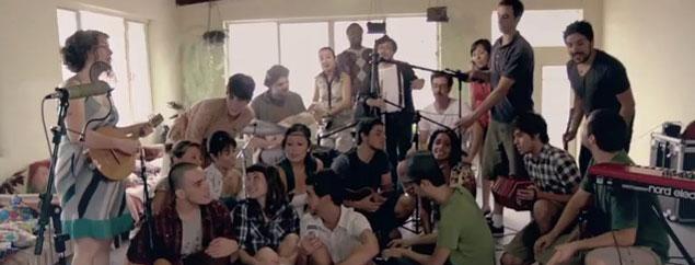 A Banda Mais Bonita da Cidade – An Internet Phenomenom