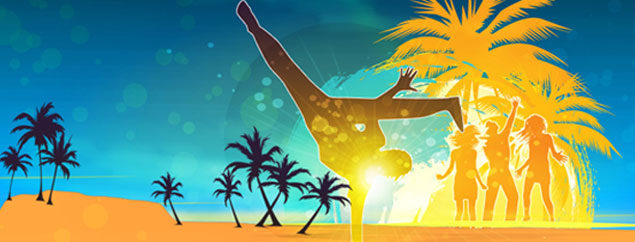 Sun Bailante Latino and Brazilian Mix 2011