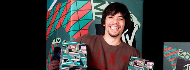 Listen to the kaleidoscopic new album from Brazil's China