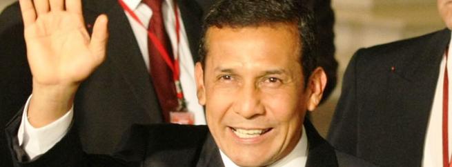 Ollanta Humala's Path to Peruvian President