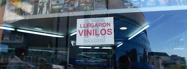 Santiago: Rediscovering A Love for Vinyl Records