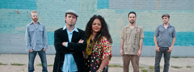 Maracatu meets New Orleans on new Nation Beat album (MP3)