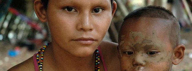 Rebel raid strips endangered Colombian tribe of emergency medicines