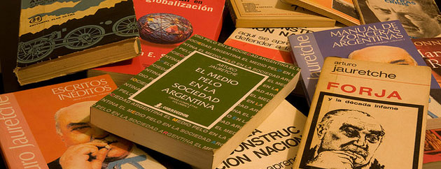 Argentina impound foreign-printed books as way of improving domestic situation