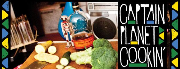 Captain Planet – Cookin' Gumbo
