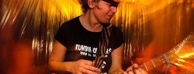 DJ Inti's Cumbia Venenosa del Roots a la Digital Mixtape