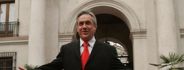 Sebastian Piñera Faces New Struggles as Chile's President