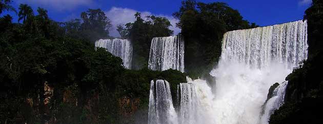 Amazon River and Iguazu Falls Among New Seven Wonders of Nature