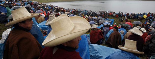 2011: The Year of the Green War in Latin America