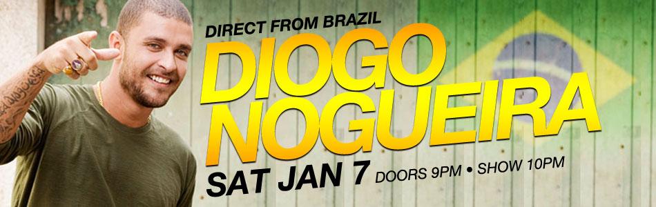 Diogo Nogueira Returns to New York City