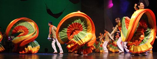 Colombia's Ballet Folklórico de Antioquia in NYC