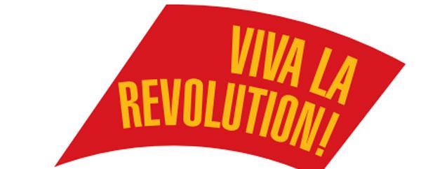 Viva La Revolution! by Derry Nairn