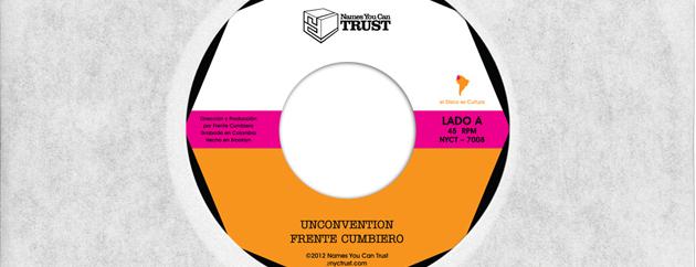 New Frente Cumbiero 7″ Released