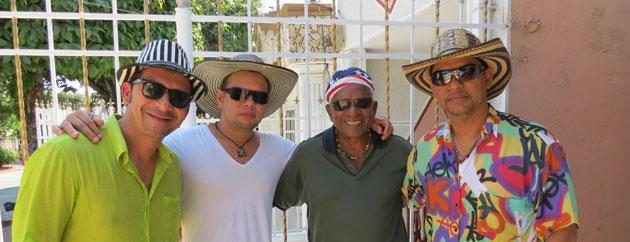 Los Musicos de La Verdad keep Joe Arroyo's music alive
