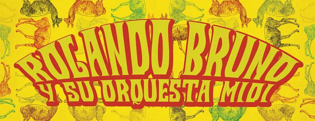 Peruvian Cumbia from Rolando Bruno y Su Orquesta MIDI