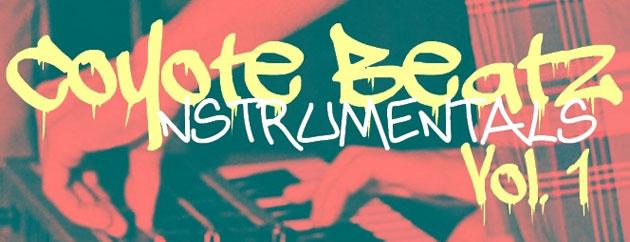 Coyote Beatz – Coynstrumentals Vol. 1