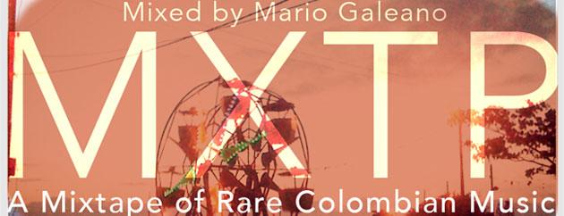 Rare Colombian Music Mixtape by Frente Cumbiero's Mario Galeano
