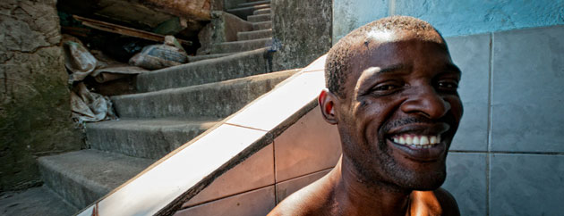 Stories from the Community: The Unique Art of a Former Drug Dealer in a Pacified Rio Favela
