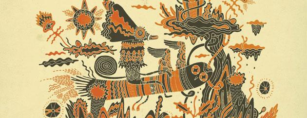 Mati Zundel – Amazonico Gravitante