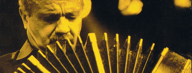 "Astor Piazzolla's ""Meditango"" Remixed by Fernando TRZ"