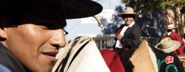 Gauchos in Salta, Argentina