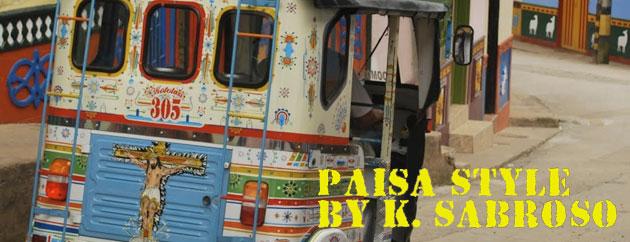 EXCLUSIVE: K Sabroso's Paisa Style Mix