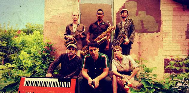 A Samba/Semba Stew from Canada's Souljazz Orchestra (Free MP3)