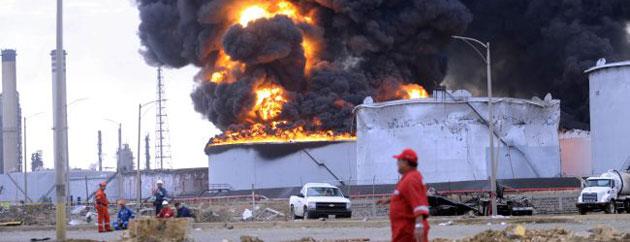 Venezuela's Oil Refinery Blaze: Seven Good Reasons to Suspect Sabotage