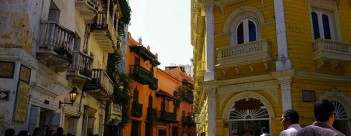 1 - Cartagena street corner