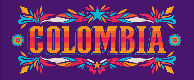 Sounds and Colours Presents Colombia