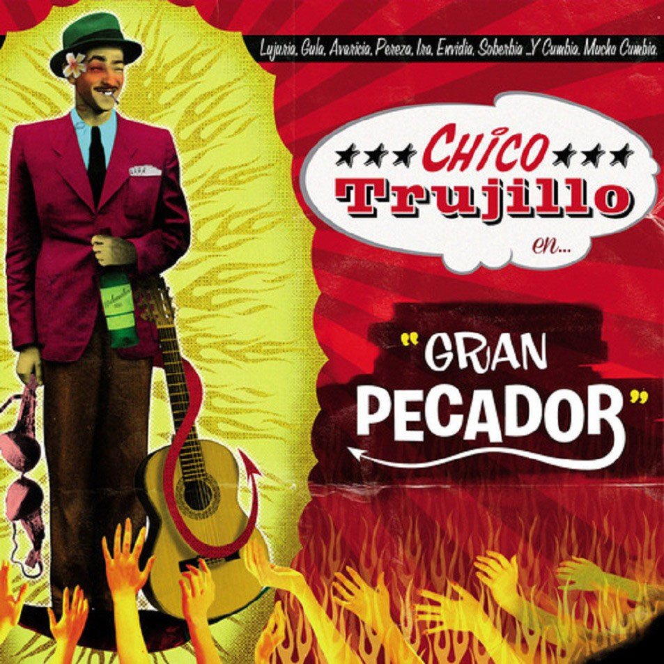 Image result for chico trujillo gran pecador