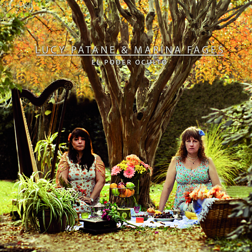 Lucy Patané & Marina Fages - El Poder Oculto   Sounds and Colours
