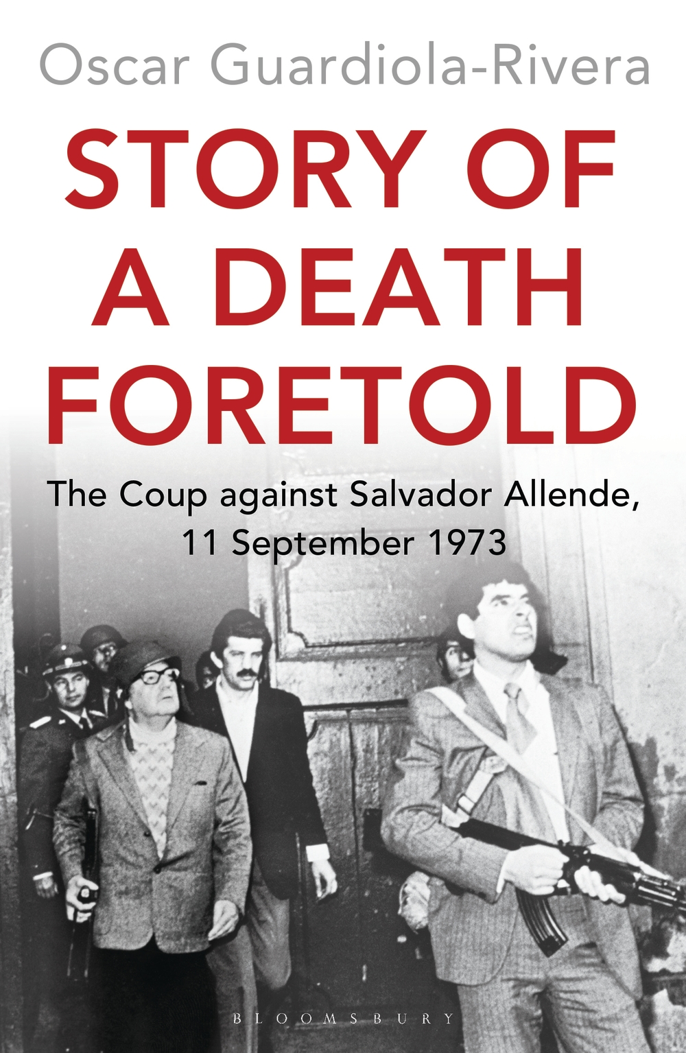 an account of deaths foretold Gabriel garcia marquez's novel, chronicle of a death foretold, is a hybrid of  literary genres, at once a journalistic account of a historical murder.