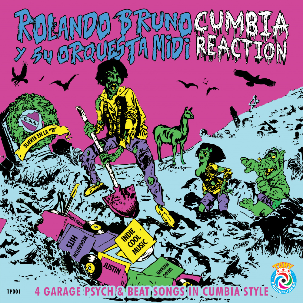 Rolando Bruno y Su Orquesta MIDI - Cumbia Reaction | Sounds