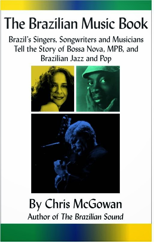 The Brazilian Music Book by Chris McGowan | Sounds and Colours