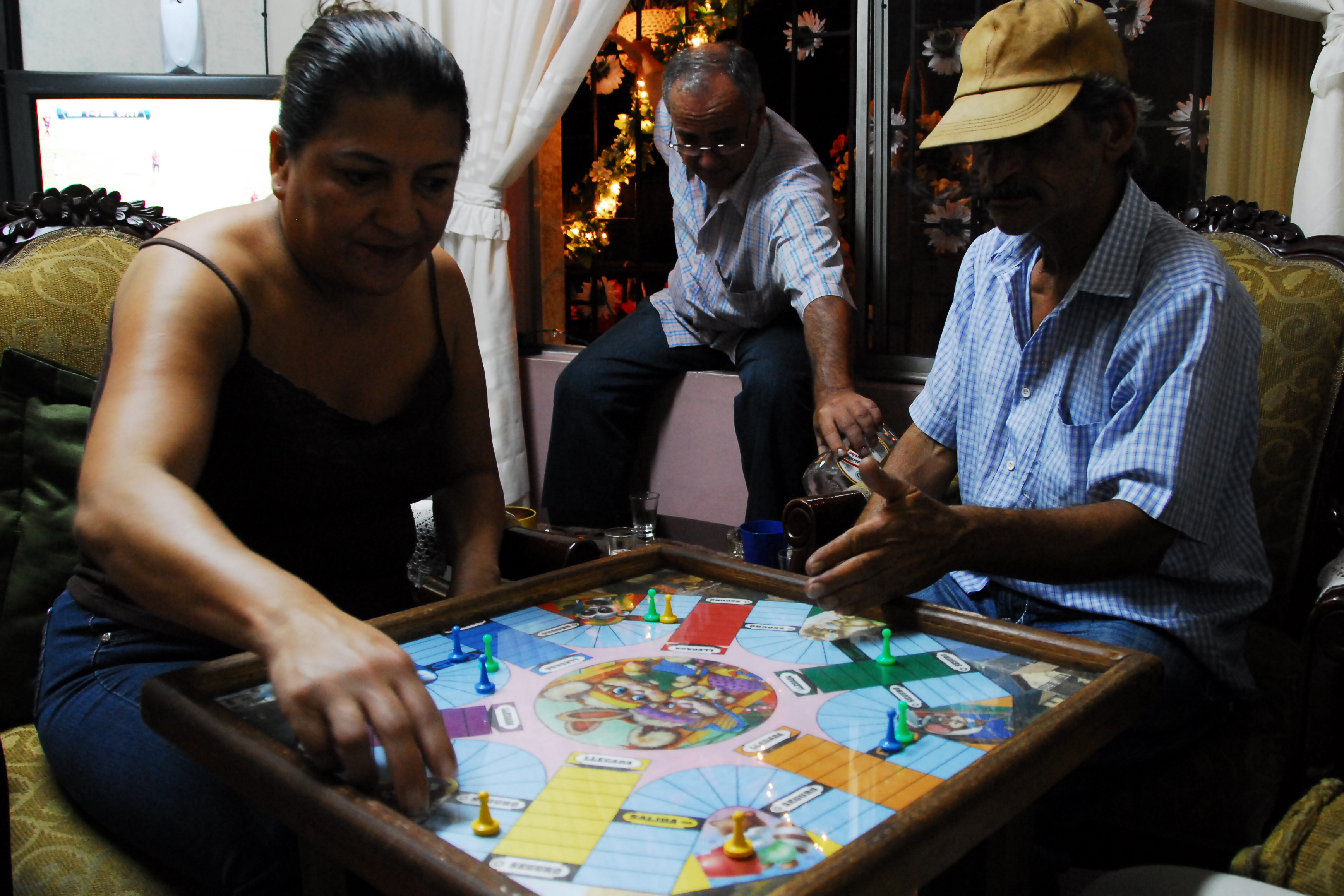 Uruguay Traditional Kids Games