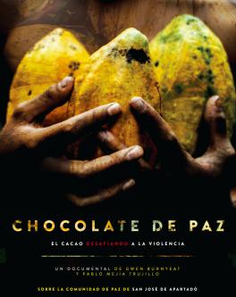 """Chocolate of Peace"" - Gwen Burnyeat"