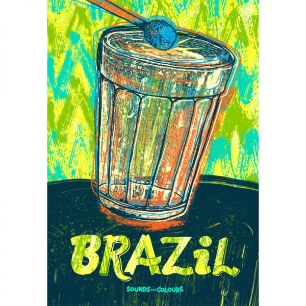 Sounds and Colours Brazil Cover